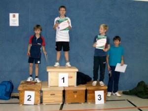 Ehrung Jungen 2002