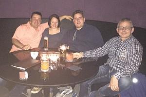Butscho, Stefanie, Matthias & Detlef